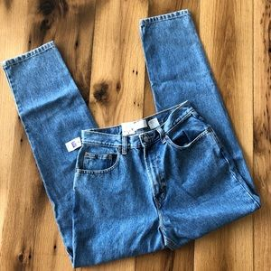 Vintage 80s Gap Mom Jeans Classic NWT High Waist